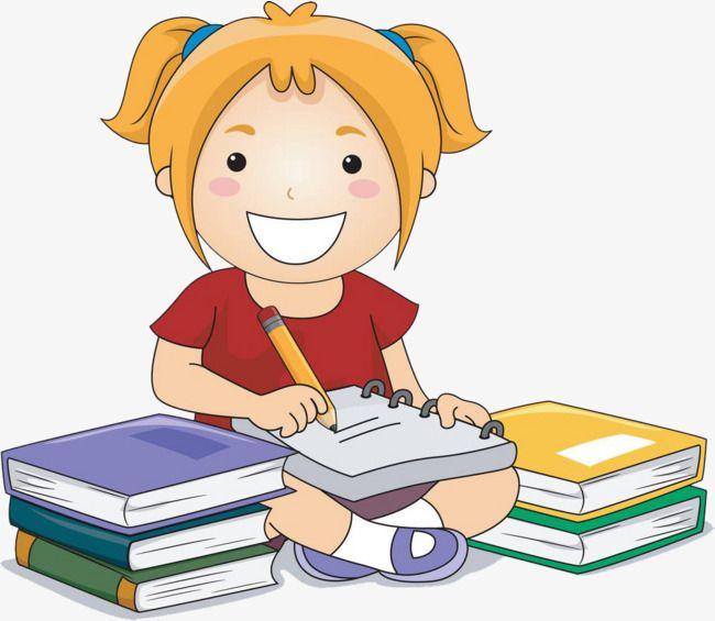يكتب الطلاب, طالب, الكتابة, كتاب PNG وملف PSD للتحميل مجانا.