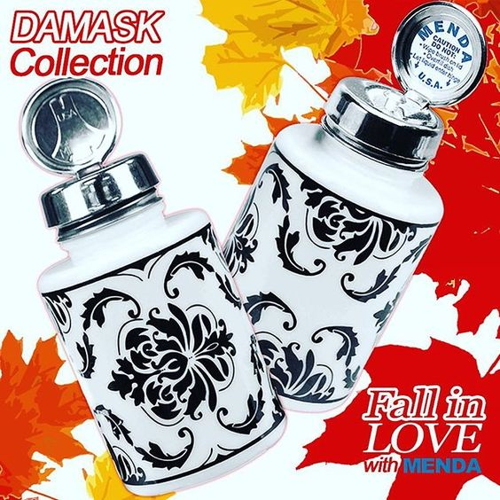 Fall in love with Damask! Our Damask collection is our favorite.
