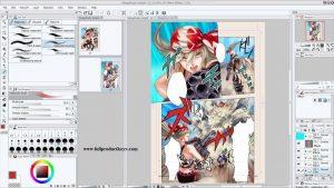 Clip Studio Paint EX 1.9.2 Crack with Keygen Free Download.