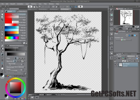 CLIP STUDIO PAINT EX 1.9.4 With Crack + Keygen [Latest].