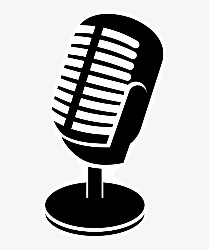 Clipart Studio Small Microphone.