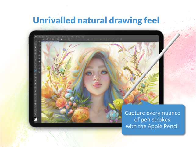 CLIP STUDIO PAINT for iPad on the App Store.