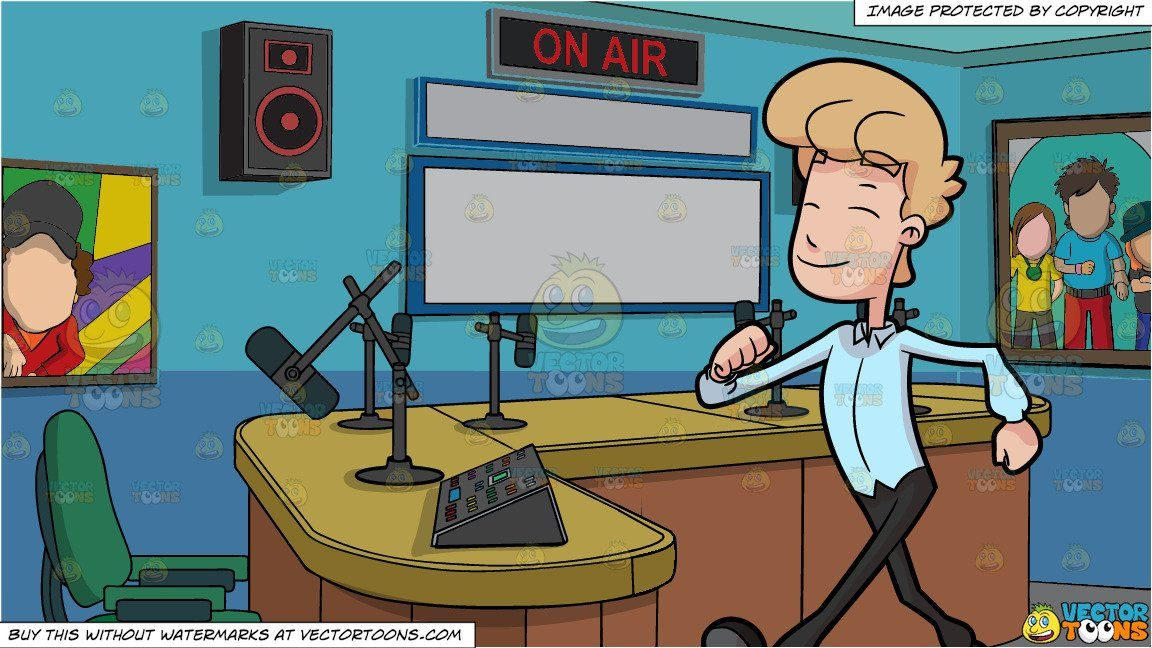 clipart #cartoon A Man Strolling In A Carefree Way and A.