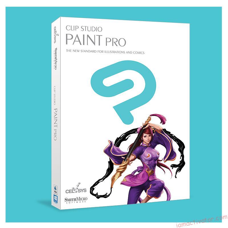 Clip Studio Paint EX 1.9.7 Crack Full Pro Serial Number Keygen.
