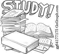 Study Clip Art.