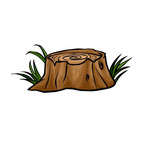 Cartoon Tree Stump Clipart Best in 2019.