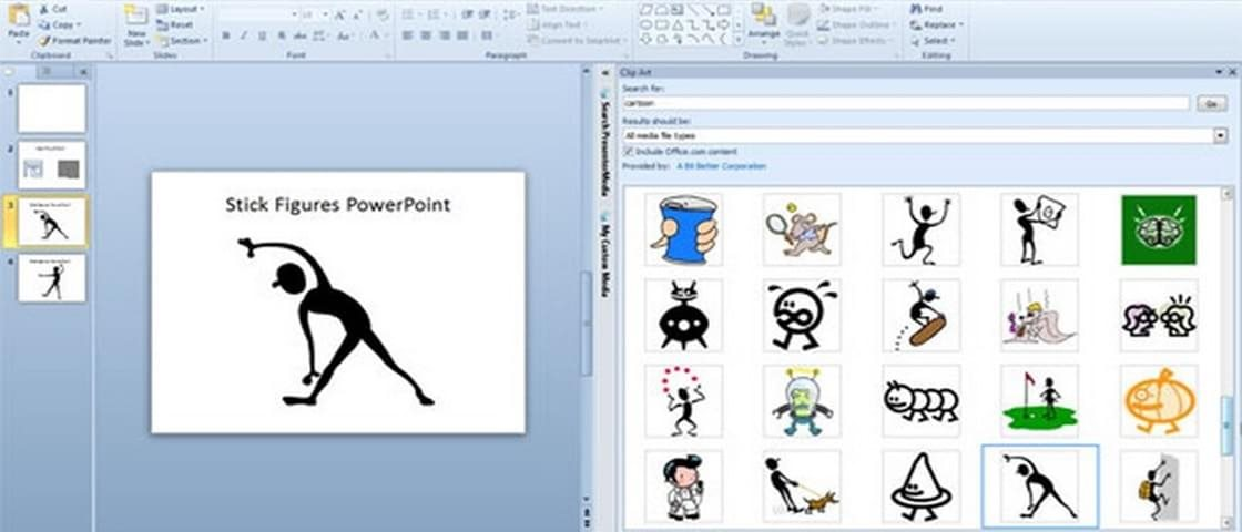 Powerpoint Clipart 2013.