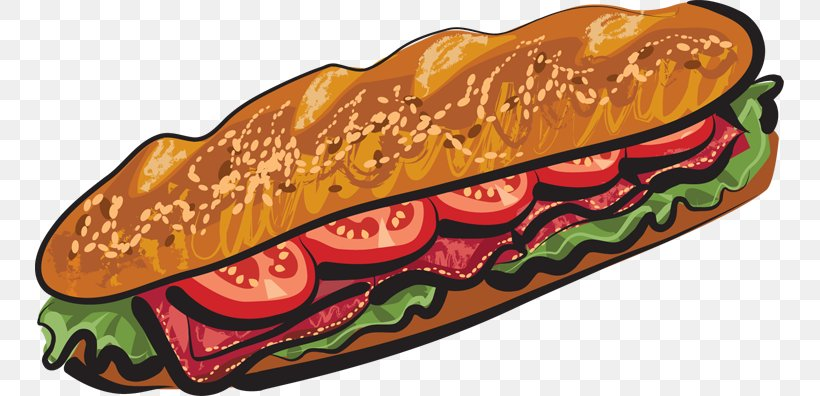 Submarine Sandwich Delicatessen Subway Clip Art, PNG.