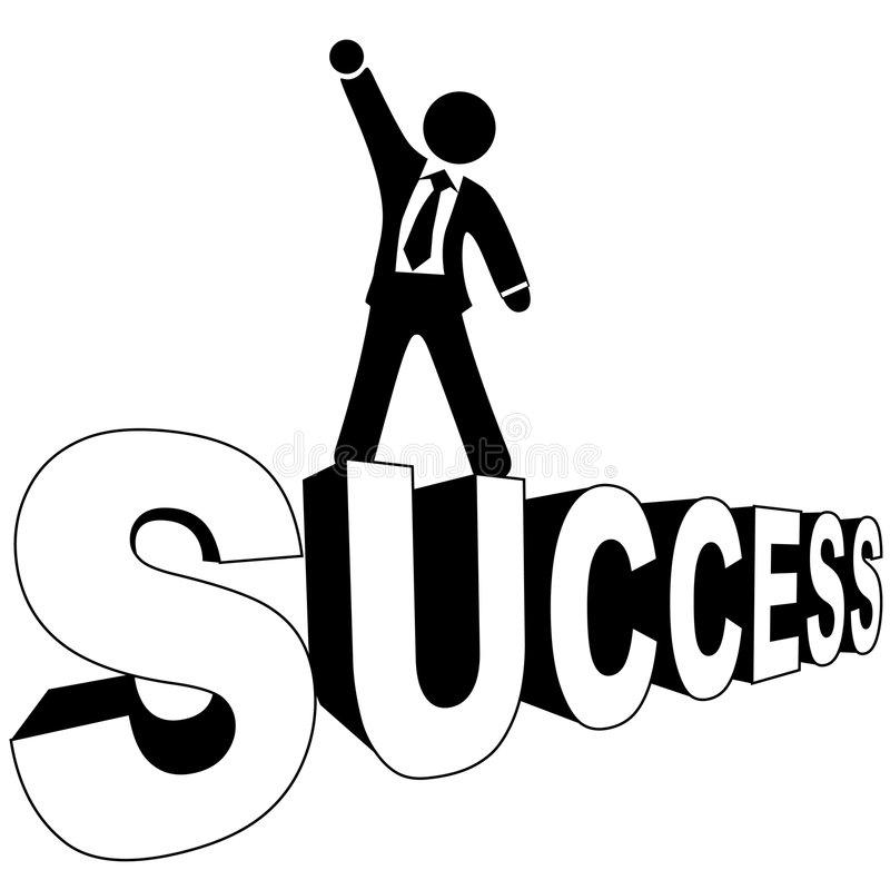 2467 Success free clipart.
