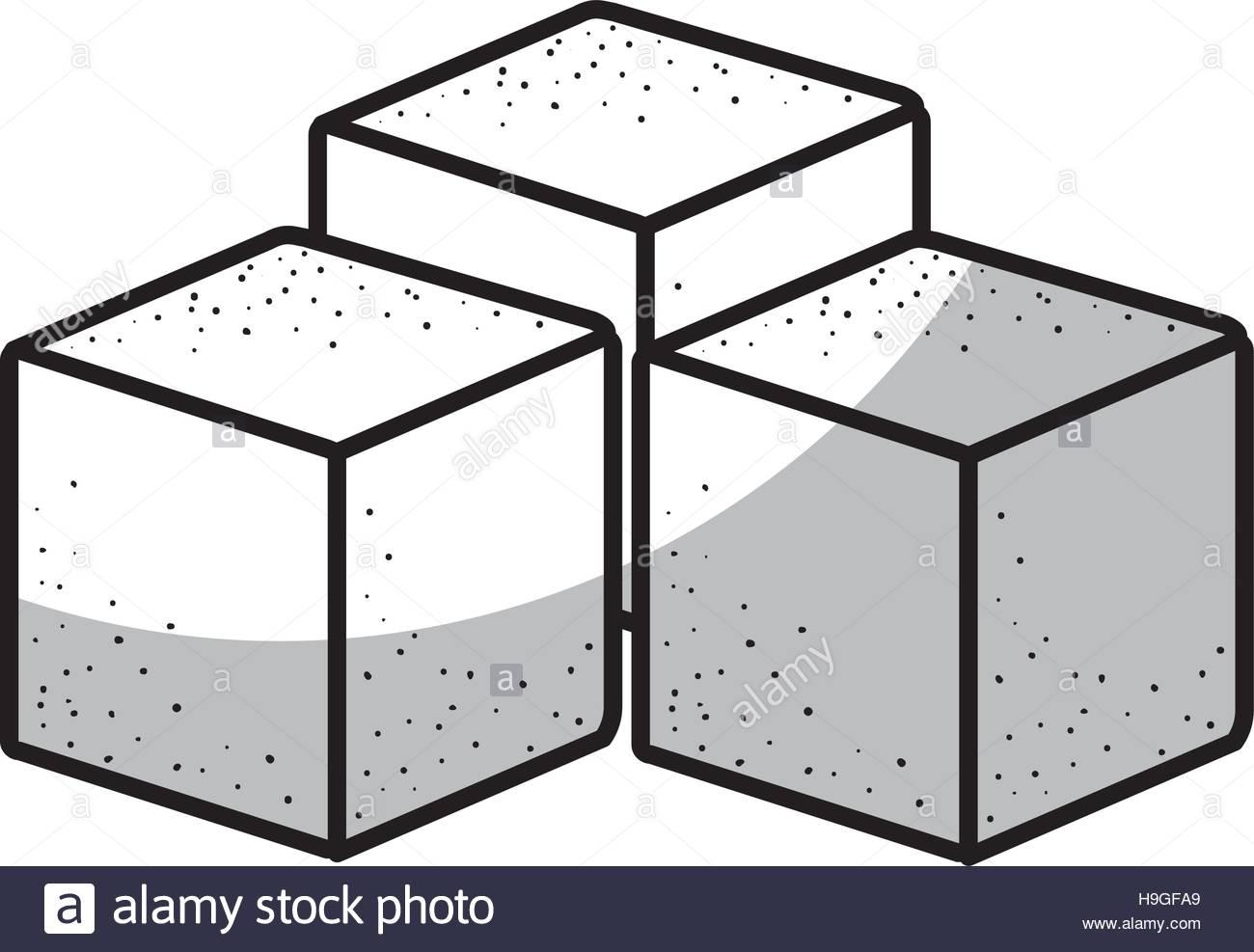 Sugar Cube Icon #337682.