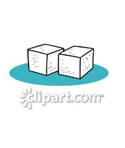 Sugar cubes clipart 2 » Clipart Portal.