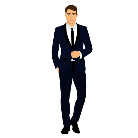 977 Mens Suit Cliparts, Stock Vector And Royalty Free Mens Suit.