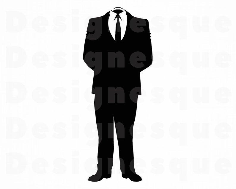Suit SVG, Wedding Svg, Suit Clipart, Suit Files for Cricut, Suit Cut Files  For Silhouette, Suit Dxf, Suit Png, Suit Eps, Svg, Suit Vector.