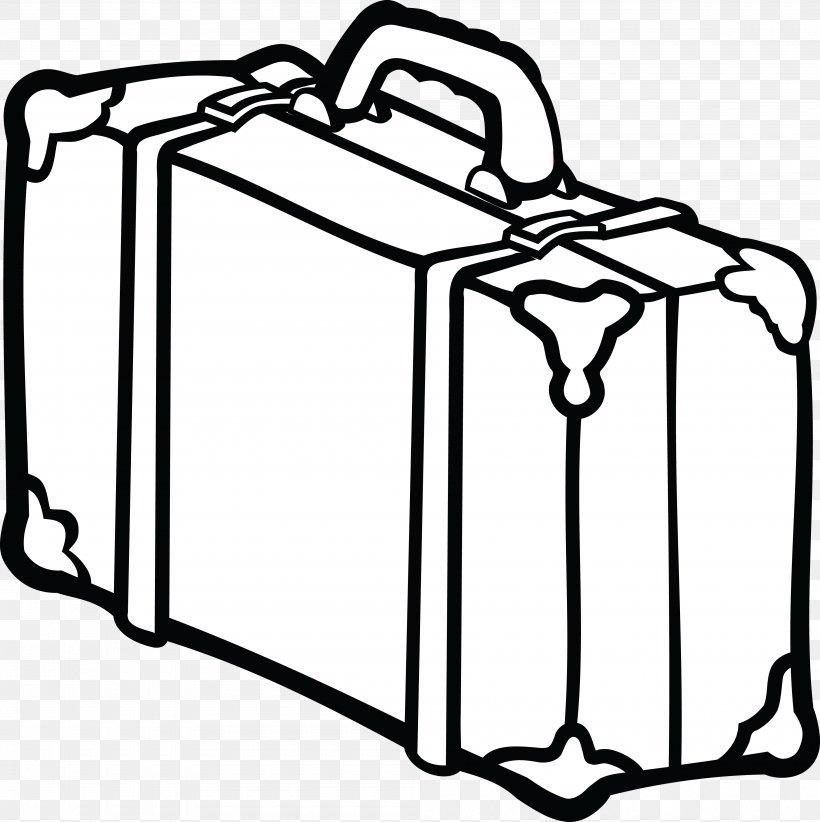 Suitcase Baggage Clip Art, PNG, 4000x4011px, Suitcase, Area.