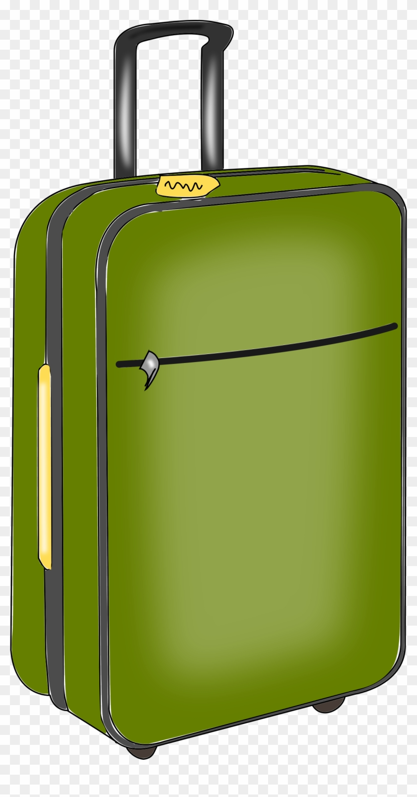 Free Luggage Clipart hand luggage, Download Free Clip Art on Owips.com.