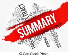 Summary word Stock Illustrations. 15,082 Summary word clip art.
