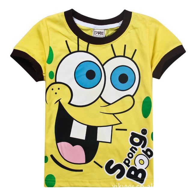 Kids Summer Clothes Clipart.