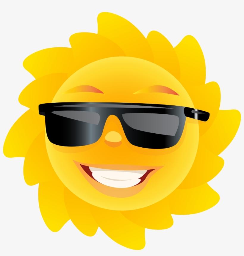 Cute Sun Transparent Clip Art Image Summer Clip Pinterest.