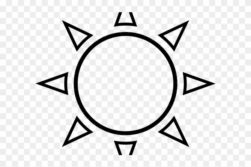 Inspirational Clipart Sun Vector.