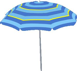 Download Pool Umbrella Clipart.