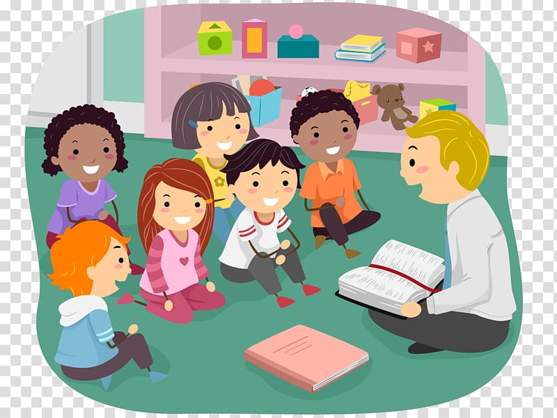 Sunday school , school children transparent background PNG.
