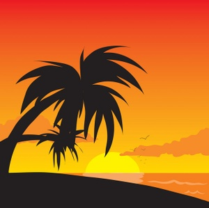 Free Sunset Cliparts, Download Free Clip Art, Free Clip Art.