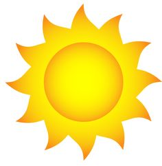 Suns clipart 1 » Clipart Station.