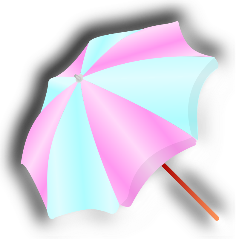 Free Clipart: Sunshade.