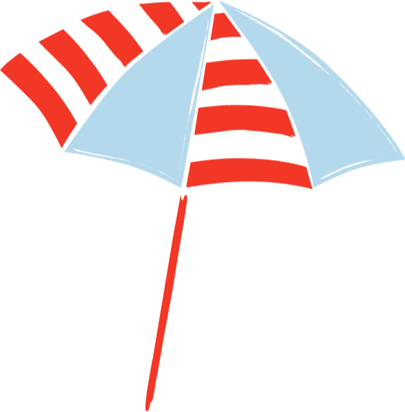 Free Online Umbrellas Beach Umbrellas Sunshade Vector For.