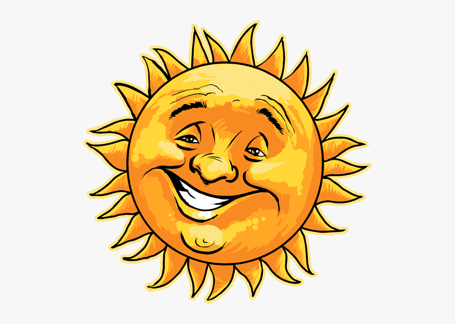 Clipart Of The Sun.