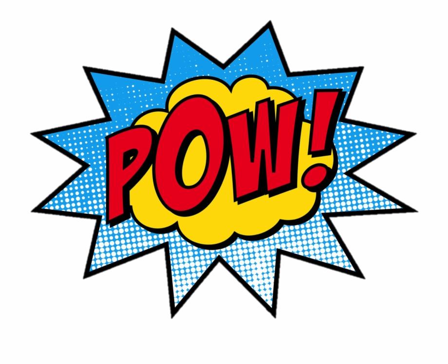 Superhero Words Super Hero Words Clip Art Free Clipart.