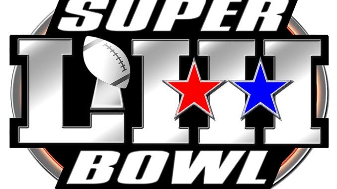 Image result for Super Bowl 53 clipart in 2019.