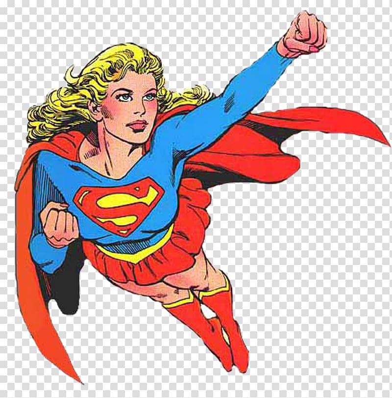 Supergirl illustration, Supergirl Diana Prince Superwoman Comic book.