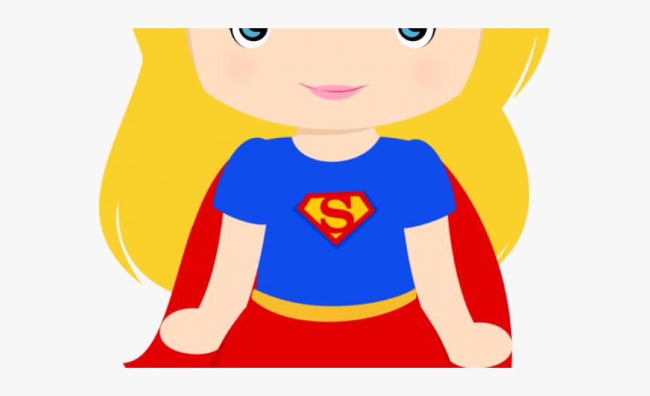Supergirl Clipart Mini.