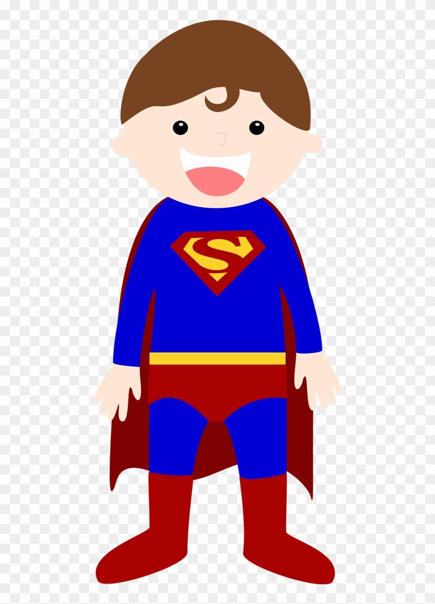 Kindergarten Clipart Superhero.