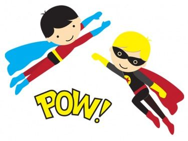Superhero Printables.