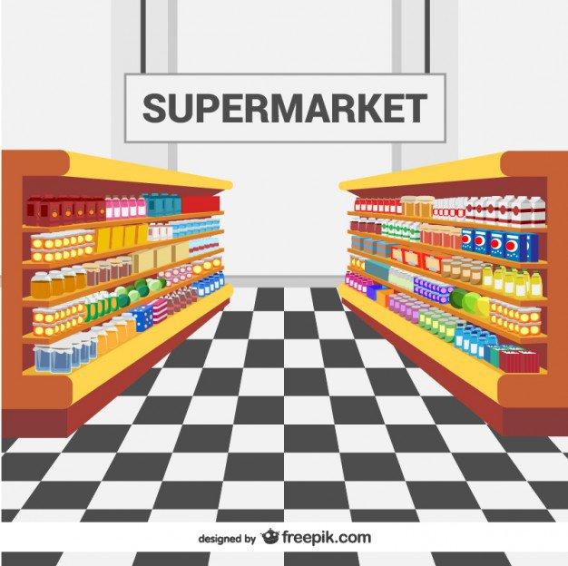 Supermarket clipart 5 » Clipart Station.