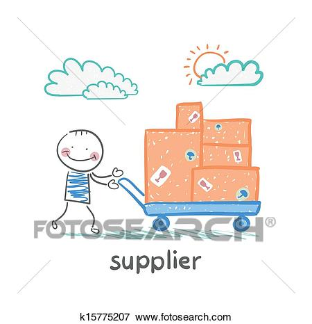 Supplier clipart 7 » Clipart Station.