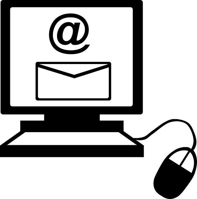 2028 Email free clipart.