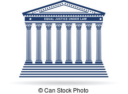 332 Supreme Court free clipart.