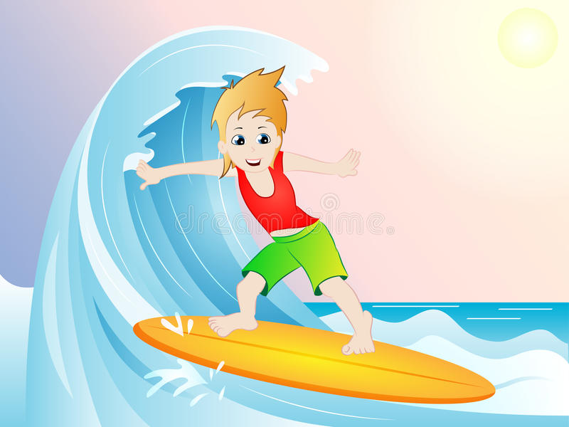 Clipart Surfer Stock Illustrations.