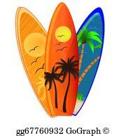 Surf Clip Art.