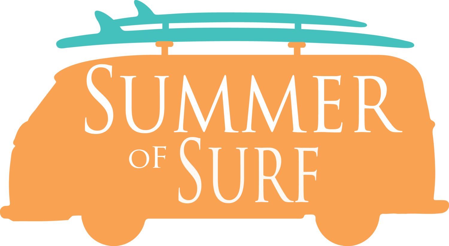 SUMMER OF SURF: Surf Camp with Transportation.