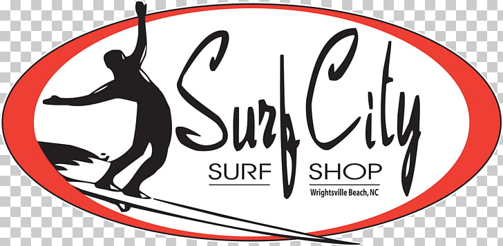 International Surfing Association Surf City Surf Shop Logo.