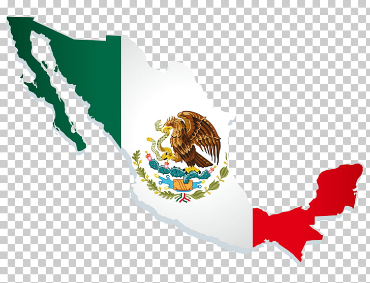 Flag of Mexico Map , Canada Map PNG clipart.