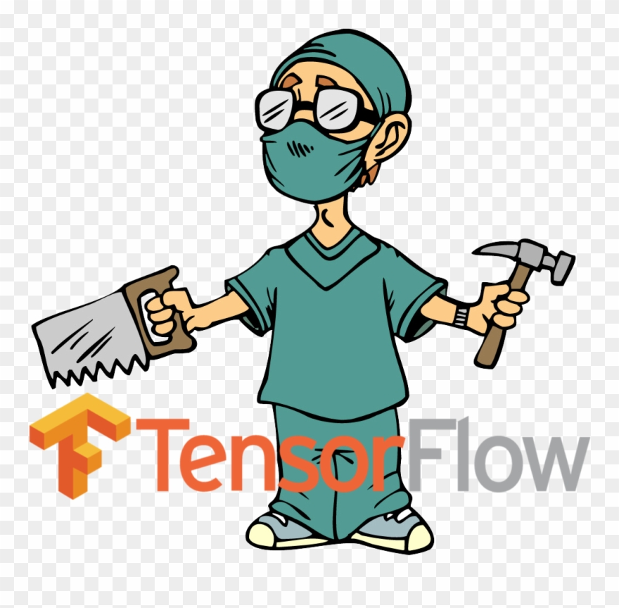 Surgeon Operating Clipart.