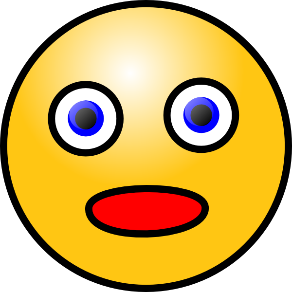 Free Shocked Face Cartoon, Download Free Clip Art, Free Clip.
