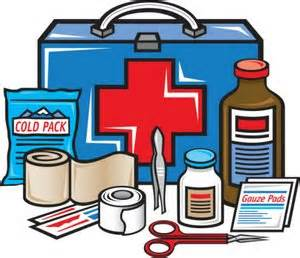Clip Art Emergency Kit Clipart.