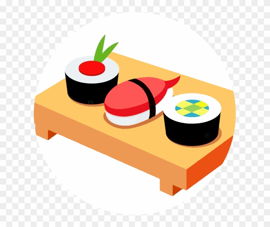 Japanese Food Clipart Spring.