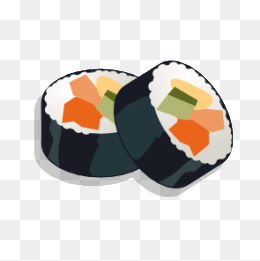 Sushi clipart png 2 » Clipart Station.